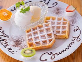 Waffle♡