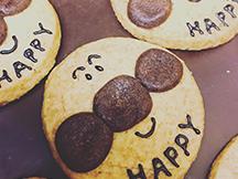ヒーローのクッキー